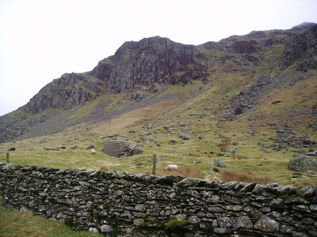 Buckbarrow Crag