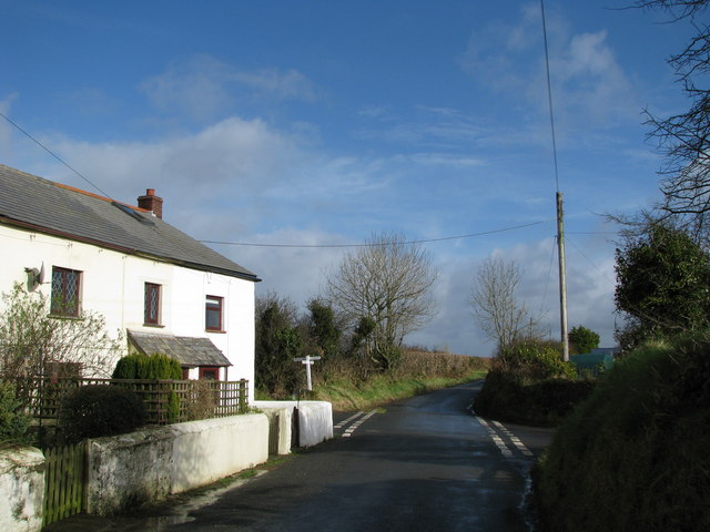 Cottages at the crossroads
