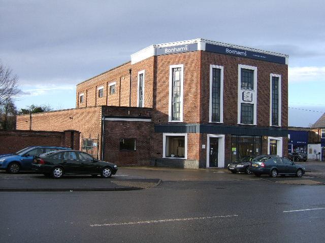 Bonham's Auctioneers, Boughton, Chester