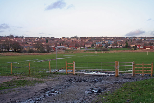 Towneley Playing Fields
