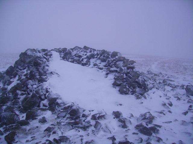 Windshelter Selside Pike