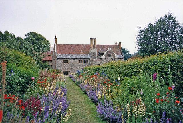 Mottistone Manor and Garden, Isle of Wight