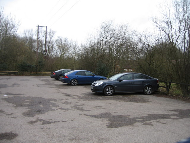 The Millstone pub car park