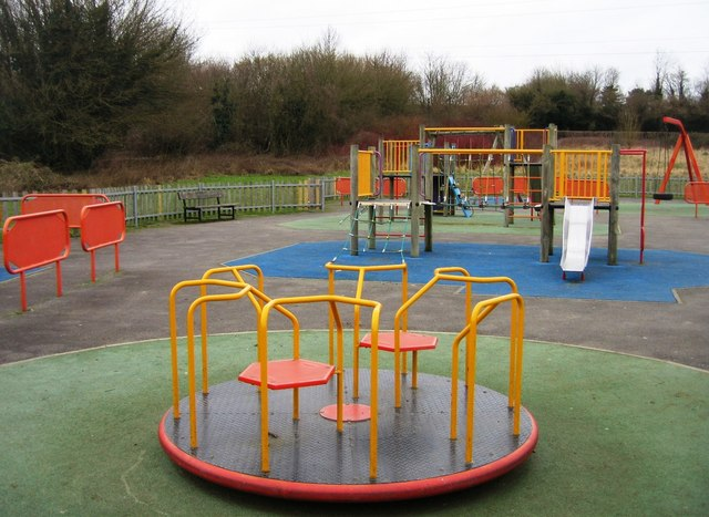 Loddon Valley play area