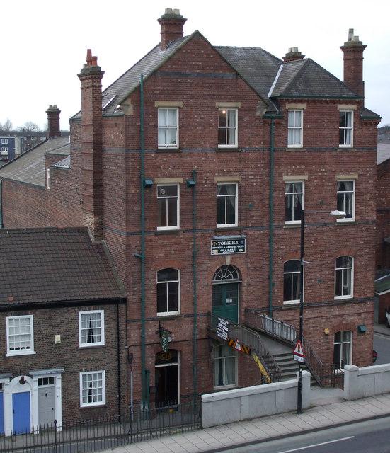 The York Railwayman's Institute