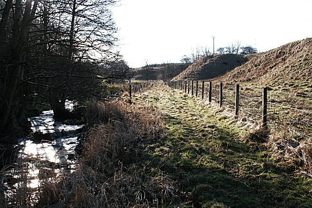 Track Near Tullochwhinty