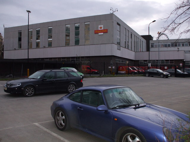 Royal Mail Depot & Offices