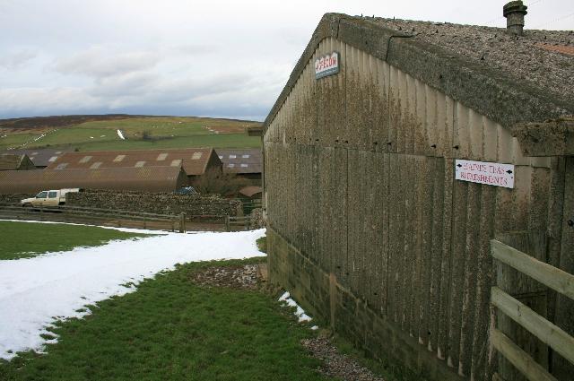 Farm Buildings, Nun Cote Nook