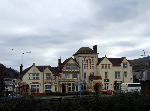 Grand Hotel, Port Talbot