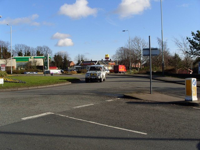 Tuckswood Roundabout, Norwich Ring Road