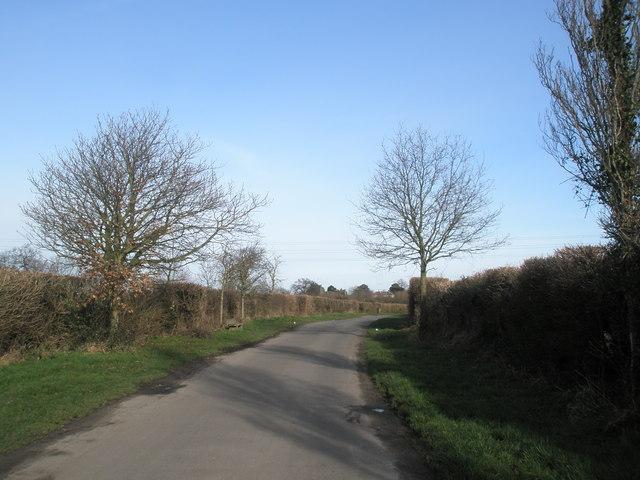 Church Lane, Warblington
