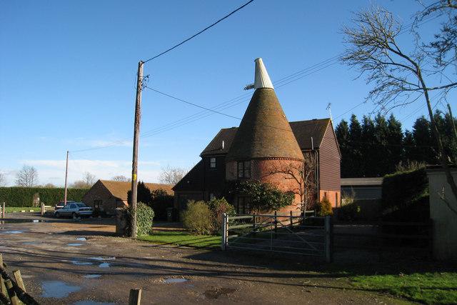Fishers Oast, Fishers Road, Staplehurst, Kent
