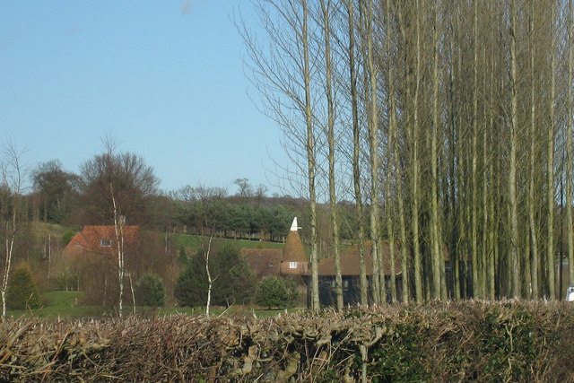 Noahs Ark Farm Oast, East Sutton Road, Headcorn, Kent