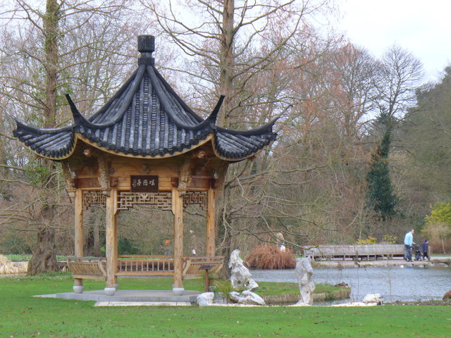 The Butterfly Lovers' Pagoda