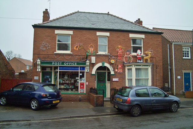 The Post Office, Barrow Upon Humber
