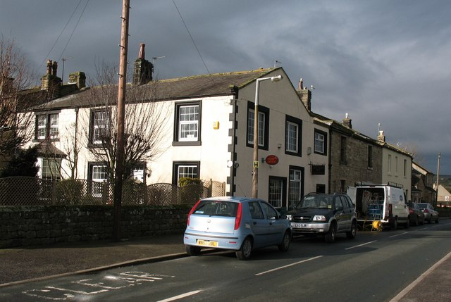 Darley post office and stores