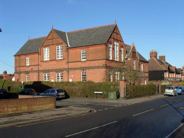 St Mark's Boys' Secondary School (converted)