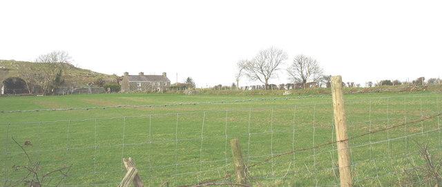 Penmaen-uchaf Farmhouse