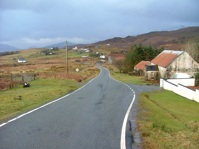 Road to The Braes