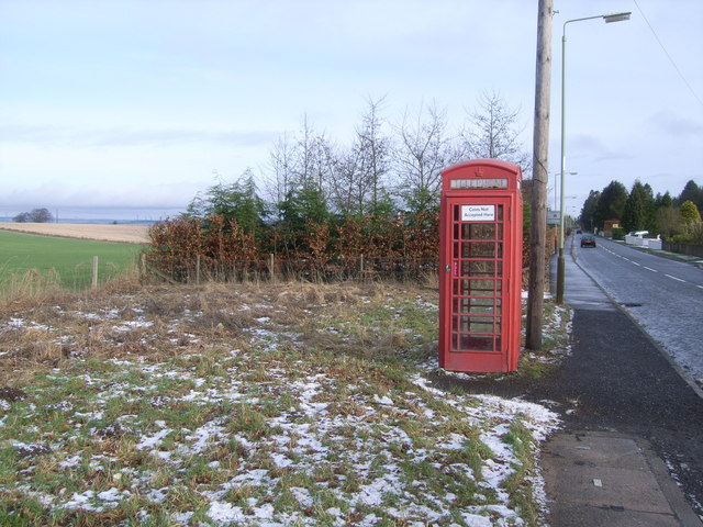 Muirton Telephone Kiosk