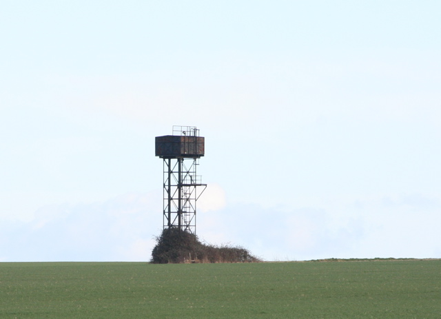 Watertower, Top Farm, Offord Cluny
