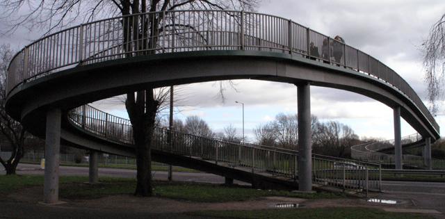 Chilwell footbridge (3)