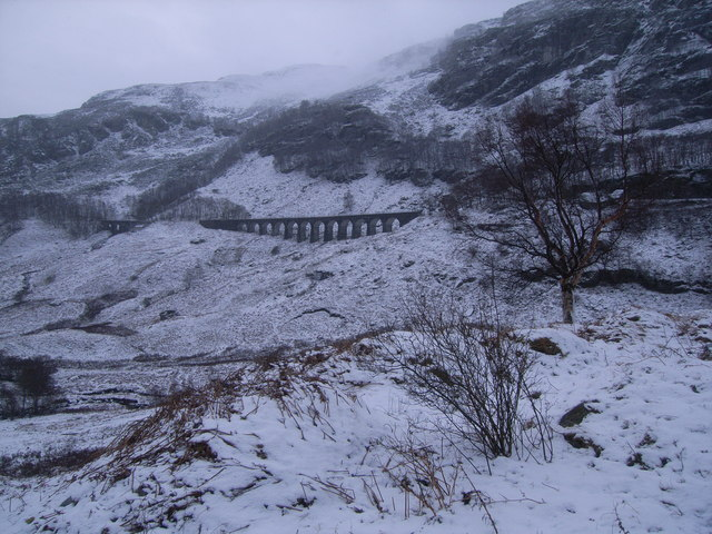 Glen Ogle Railway Viaduct