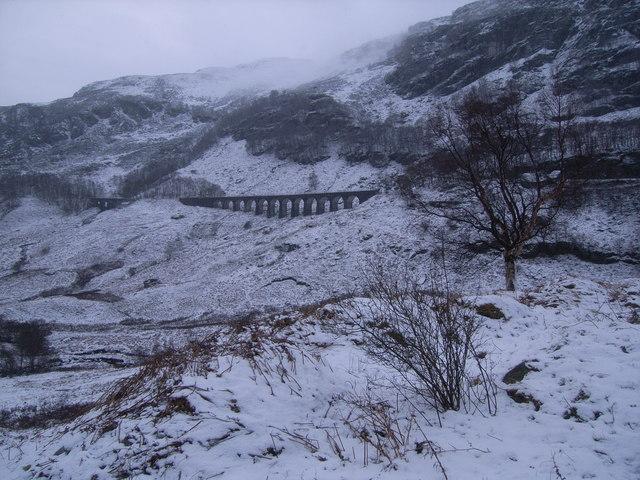 Glen Ogle Railway Viaduct
