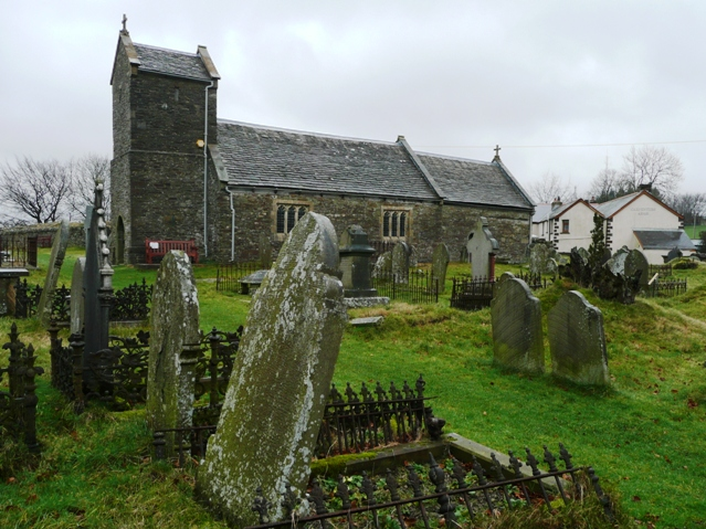 St. Illtyd's church