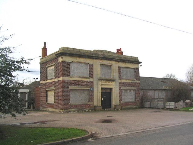 Disused John Ellis building, Sileby road, Barrow-upon-Soar