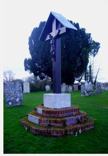North Baddesley - War Memorial