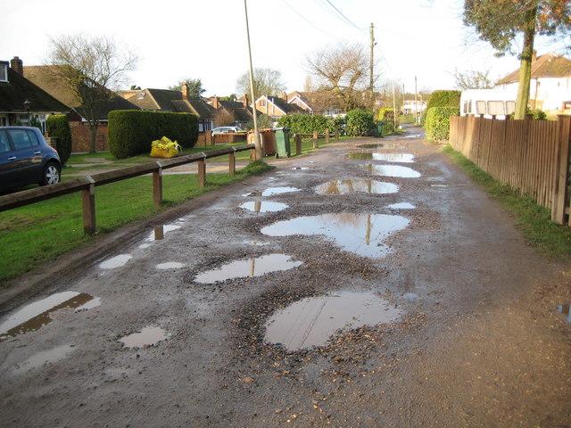 Bedmond: Bell Lane
