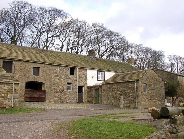 Hawpike Farm, Draughton