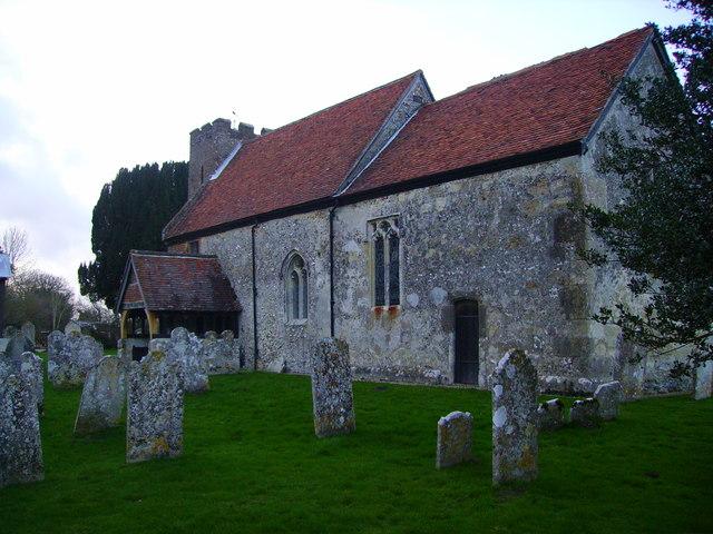 North Baddesley - St John the Baptist