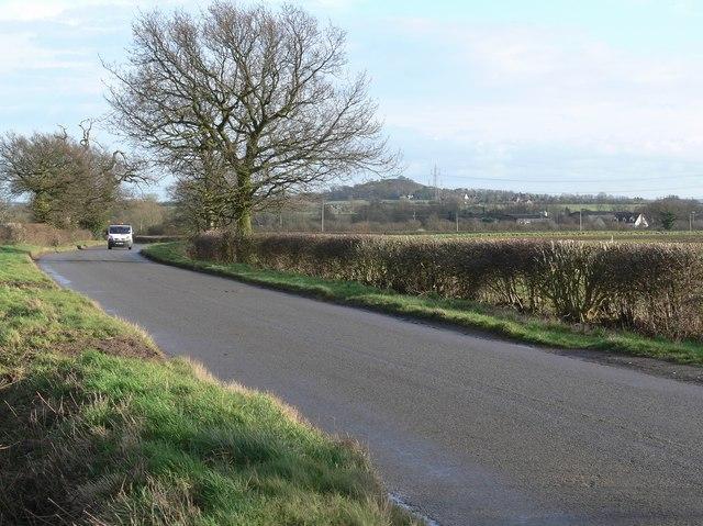 Thurlaston Lane near Earl Shilton, Leicestershire