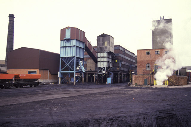 Linby Colliery
