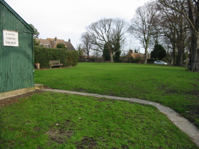 Eastry recreation ground and Parish Council rooms