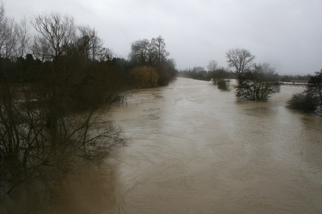 Thames in Flood
