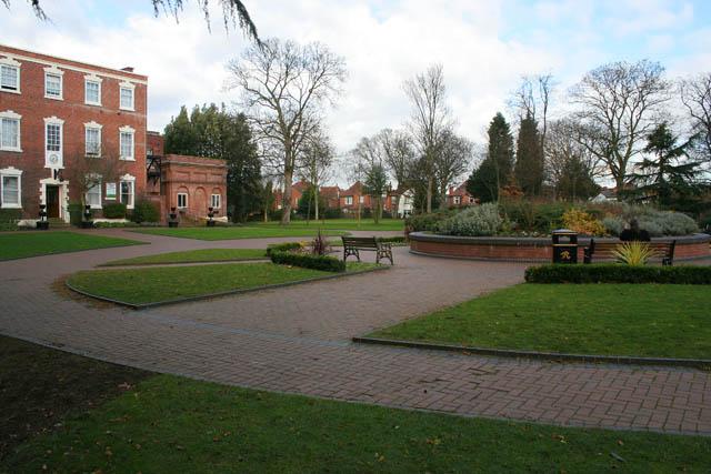 The park, West Bridgford, Nottingham