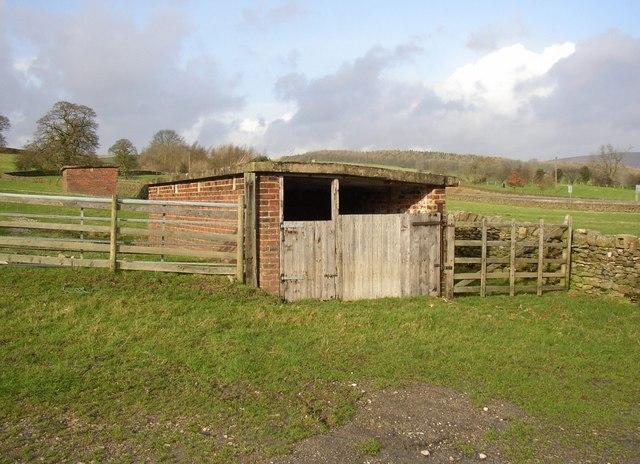 Brick shed, Draughton