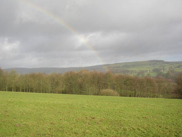 Rainbow, Draughton