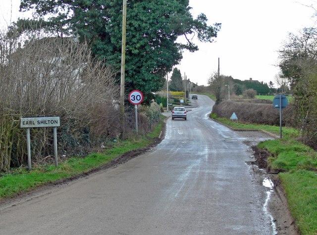 Thurlaston Lane, Earl Shilton