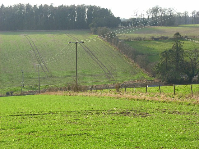 Farmland, Ashampstead