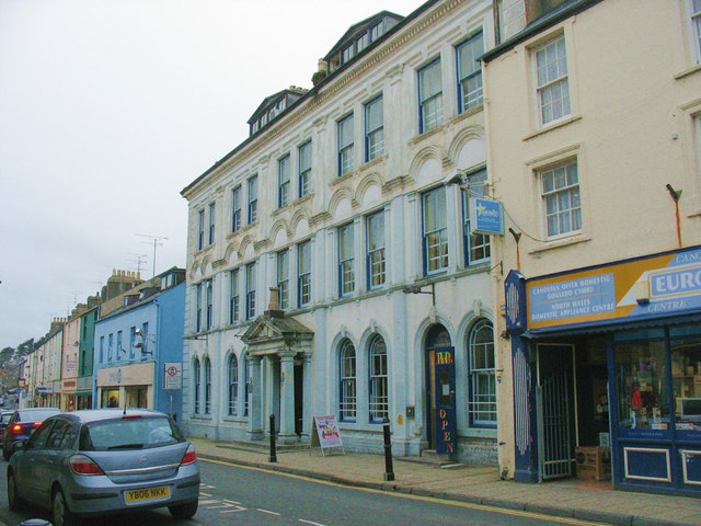 The Tower Hotel, High Street