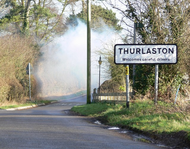 Welcome to Thurlaston