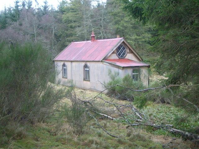 Magical church