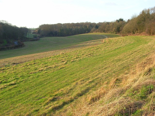 Farmland, Ashampstead