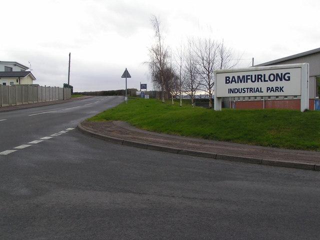 Bamfurlong Industrial Park