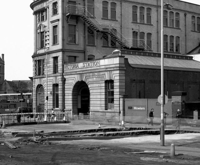 Long Millgate, Manchester