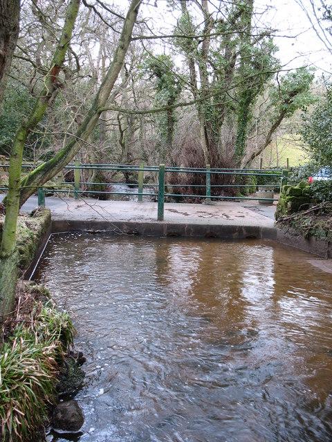 'Irish' bridge at Thornthwaite